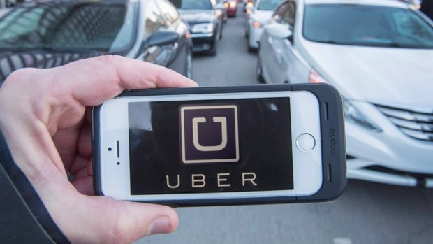 New legislation introduced in Manitoba on Monday enables municipalities to regulate the taxi industry, including online ride-hailing sites like Uber.