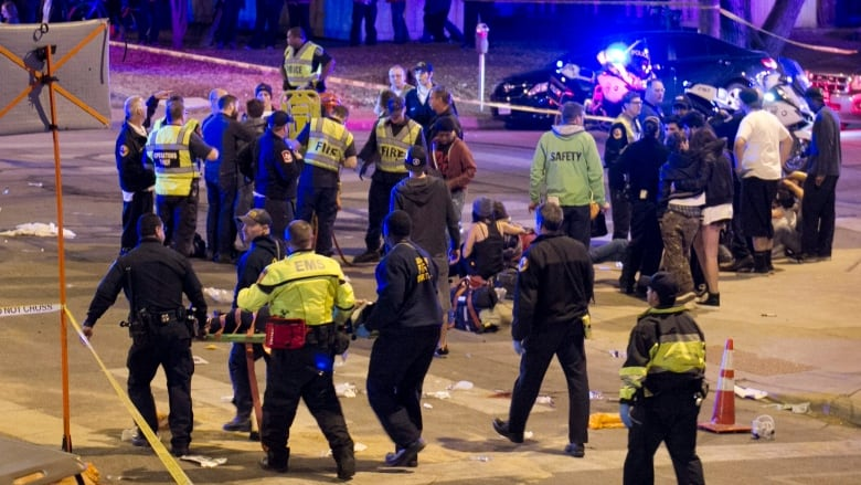 Biggest civil case in South by Southwest fatal crash dismissed   CBC
