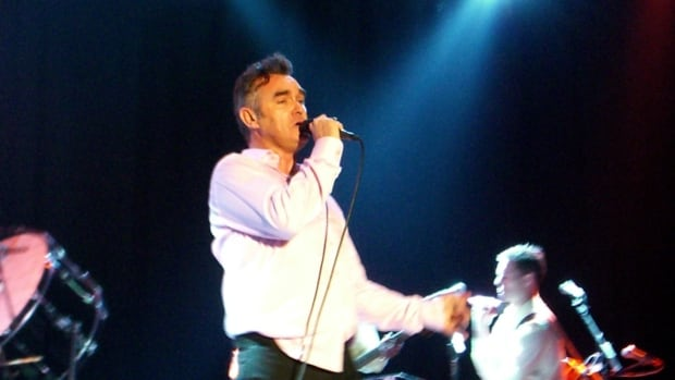 Irrelevant Show - Morrissey