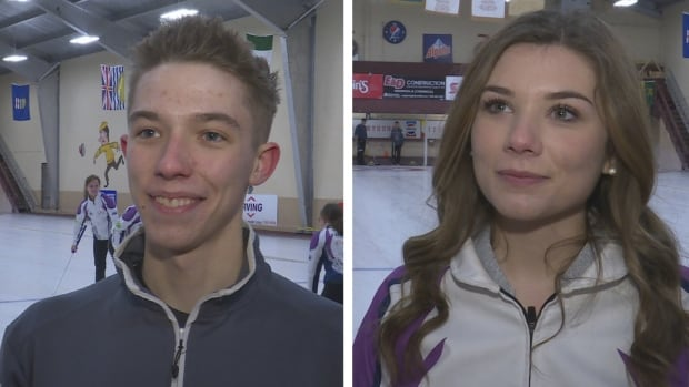 P.E.I. siblings Noah and Rachel O'Connor will both be competing at the Canadian Junior Curling Championships in Victoria, B.C., from Jan. 21-29.