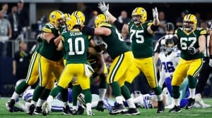 Clutch Rodgers, Crosby lead Packers past rallying Cowboys