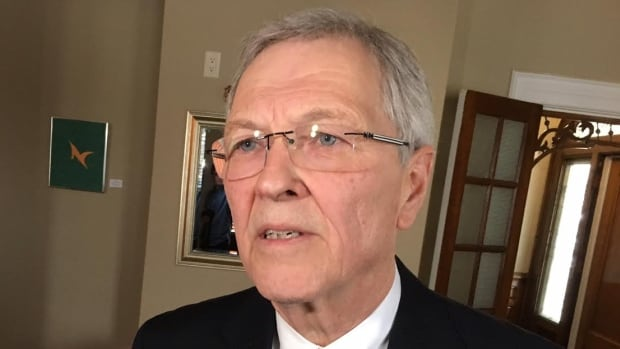 Court of Queen's Bench Chief Justice David Smith would like a Supreme Court reference hearing on whether New Brunswick's Bill 17 affects the independence of the court.
