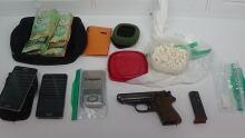 Waterloo Regional Police drugs weapons bust