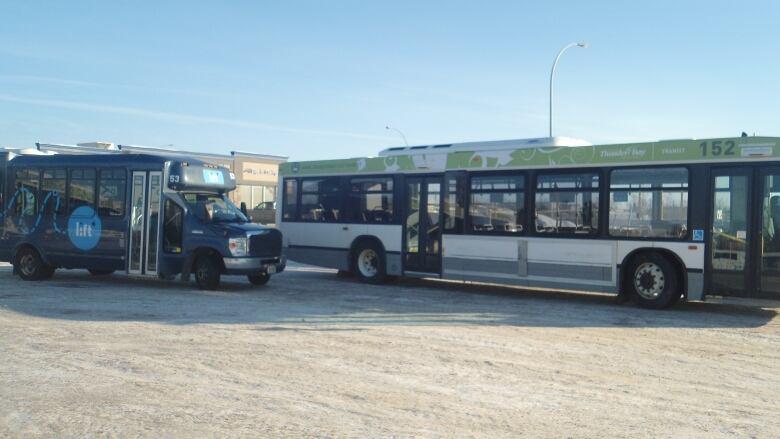 City Hall Terminal Thunder Bay