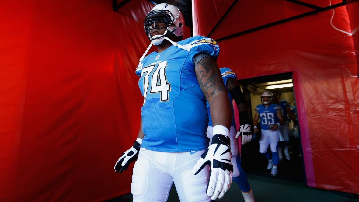 NFL's Orlando Franklin buys Scarborough football league he grew up playing in