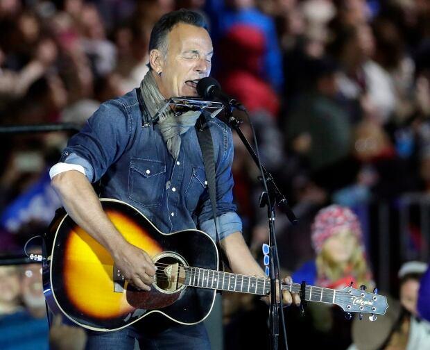 People Bruce Springsteen Trump