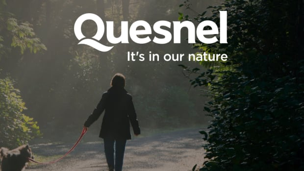 Mayor Bob Simpson says Quesnel's new tagline draws attention to both the natural environment of the city, and the human nature that drives it.