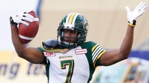 Winnipeg Blue Bombers sign receiver Kenny Stafford