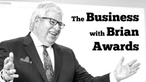 Business with Brian Awards
