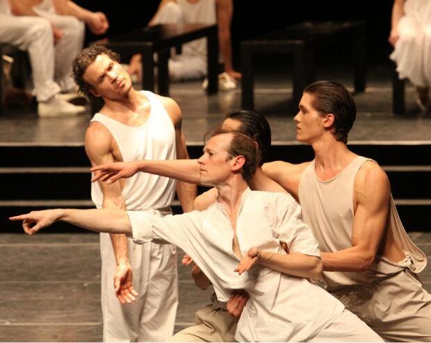 John Neumeier Hamburg Ballet - Saint Matthew Passion