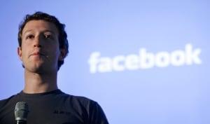 Mark Zuckerberg Facebook CEO  Was3849861