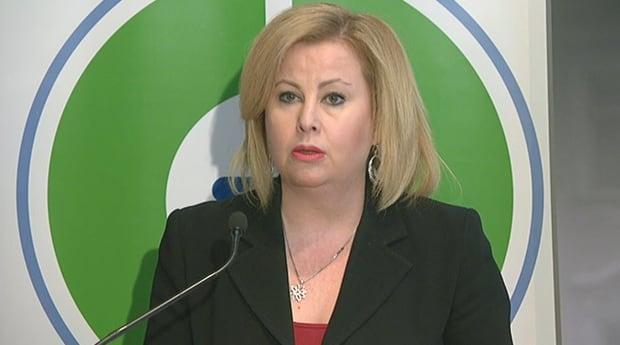 Lianna McDonald, executive director of the CCCP