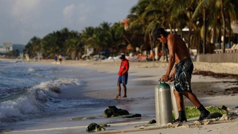 Is Mexico getting more dangerous for Canadian tourists?   CBC News