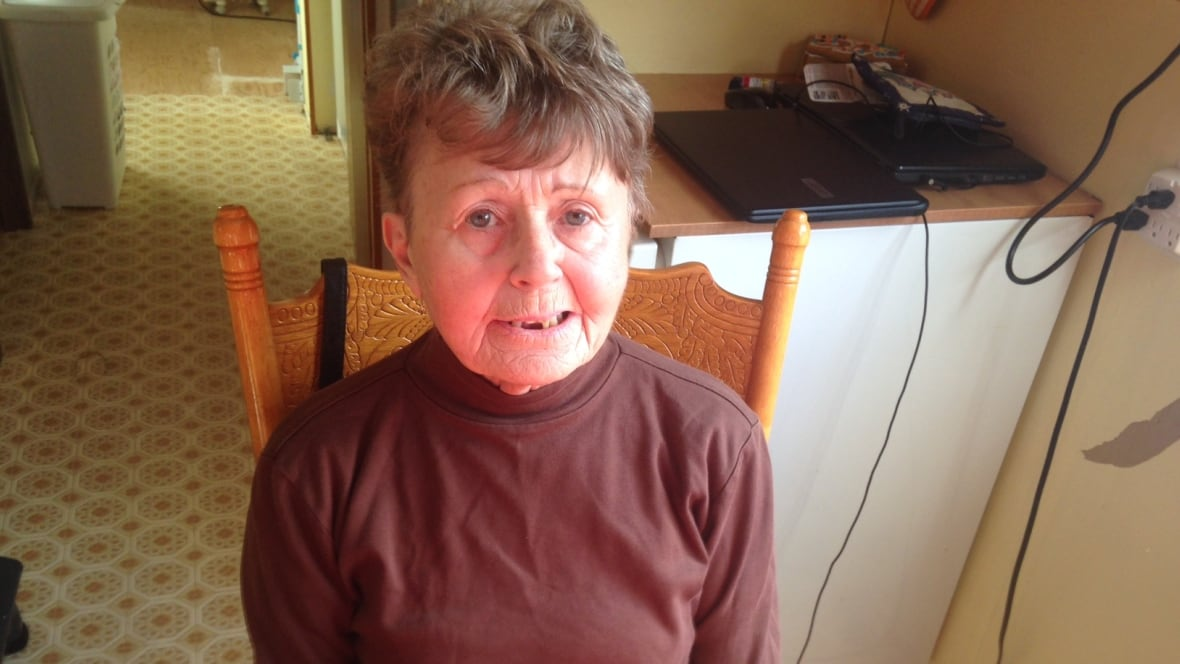 'Don't get old without money,' says senior suffering painful dental problems