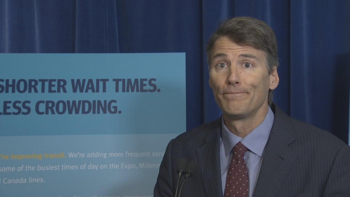 Where did Gregor go? Poll reveals Vancouver pining for leadership