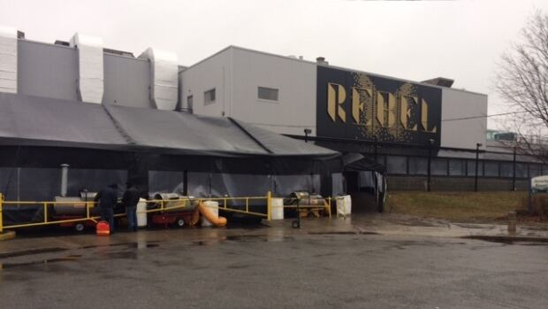The owners of Rebel have applied for a liquor licence that would increase the club's capacity to 15,000 patrons, bigger than any other club in the world.