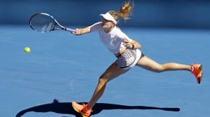 Eugenie Bouchard reaches 3rd round at Australian Open