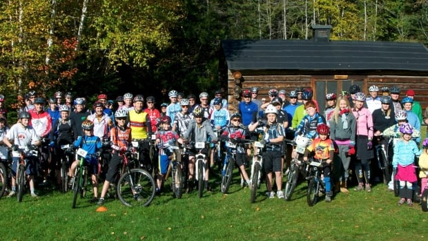Blacksheep Mountain Bike Club is working with City of Thunder Bay to improve trails at Trowbridge Falls.