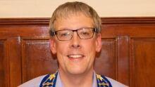 Stellarton Mayor Danny MacGillivray