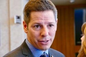 Mayor Brian Bowman