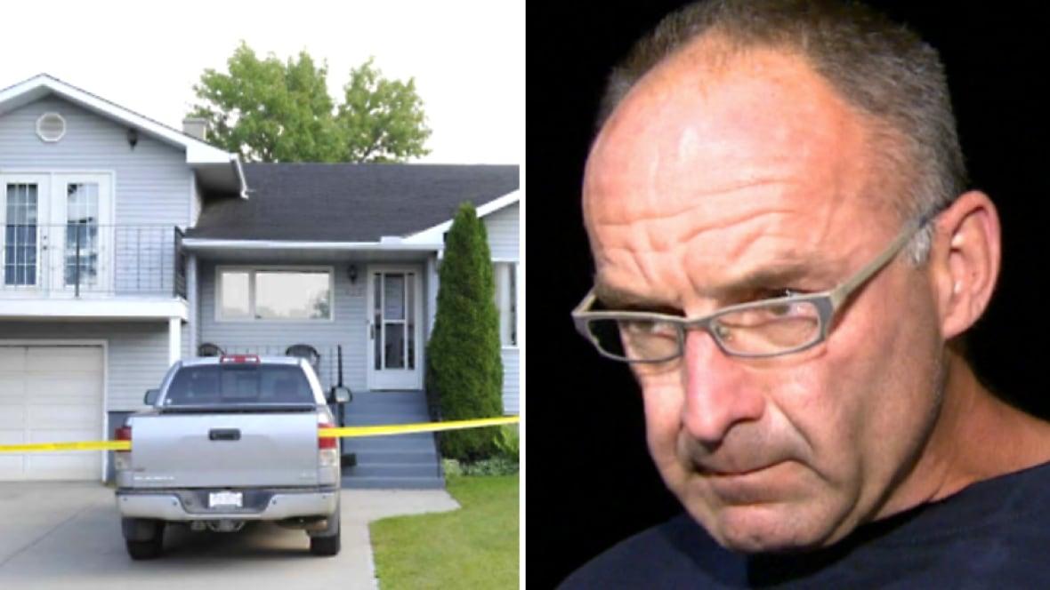 Douglas Garland triple murder trial hears about bloody footprints in Liknes home