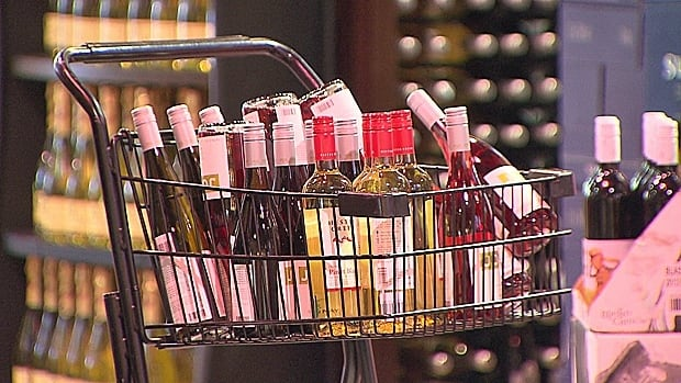 B.C. began to allow the sale of some local wines in selected grocery stores in 2015.