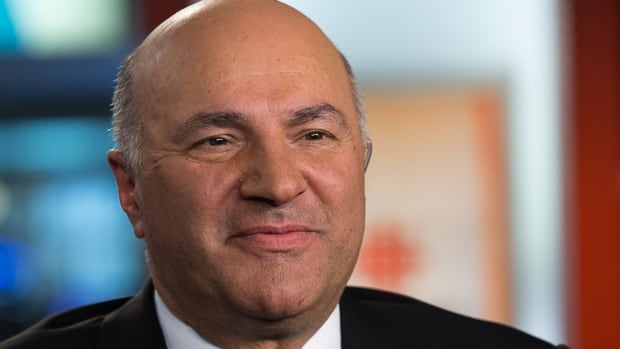 Canadian businessman Kevin O'Leary announced his decision to enter the race to become the leader of the Conservative Party of Canada Wednesday morning.