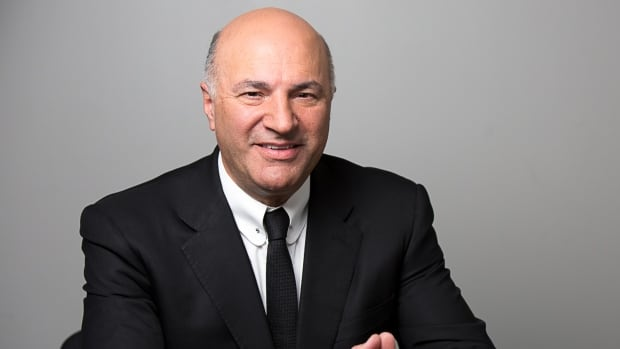 Kevin O'Leary has been mulling over the idea of running for the federal Conservative leadership since last spring, when he took out a membership for the first time and started attending party events. He finally handed in his registration papers Wednesday.