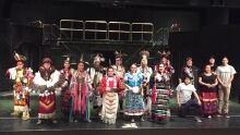 Saskatoon Indigenous Ensemble performance