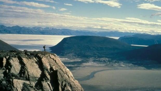 John England - Hazen Plateau