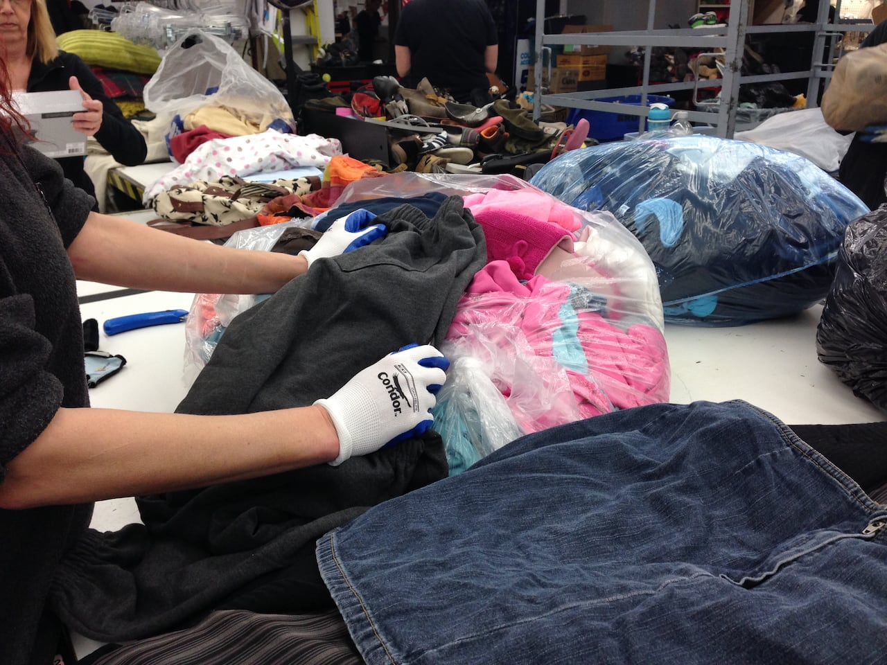 80e775ae1 Here's where your donated clothing really ends up | CBC News