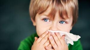 Flu child