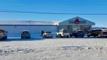 Earle's Grocery, L'Anse au Loup, Labrador