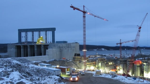 The Muskrat Falls project is estimated to cost $11.4 billion, including financing, and Grimes says that cost could go higher.