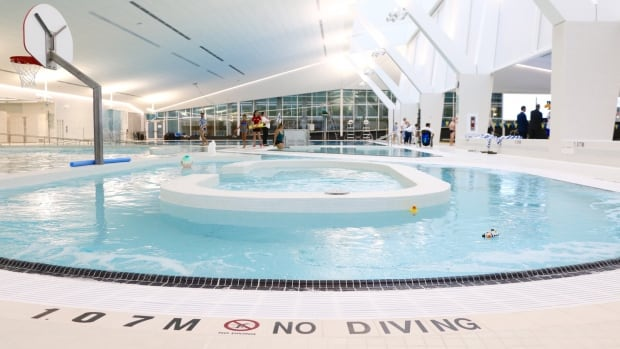 Ubc Vancouver Ready To Open New 39m Aquatic Centre British Columbia Cbc News