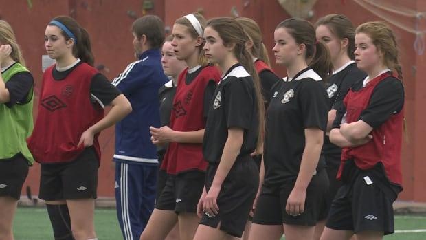 u15 soccer girls