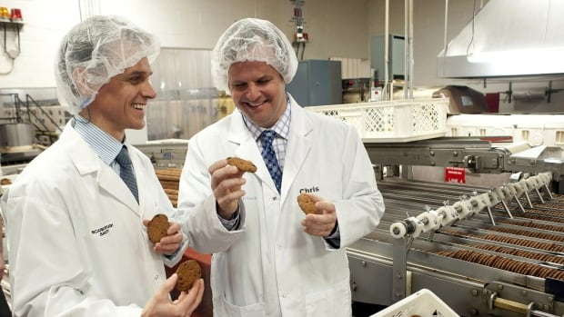 Need some chocolate chips for those Canadian-made cookies? As of Jan. 15, chocolate ingredients imported for use by food manufacturers will be duty-free.