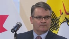 Boudreau, Victor - Health Minister NB