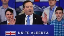 PC party leadership candidate Jason Kenney is continuing to win strong support from delegates