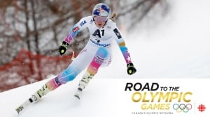 Road to the Olympic Games: downhill and snowboard slopestyle