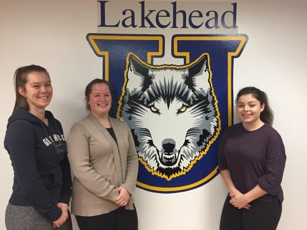 Lakehead University womens hockey team