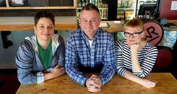 Janet Matiisen, Mike Bell, Kari Watson