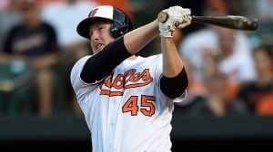 Orioles re-sign home run champ Mark Trumbo to 3-year deal