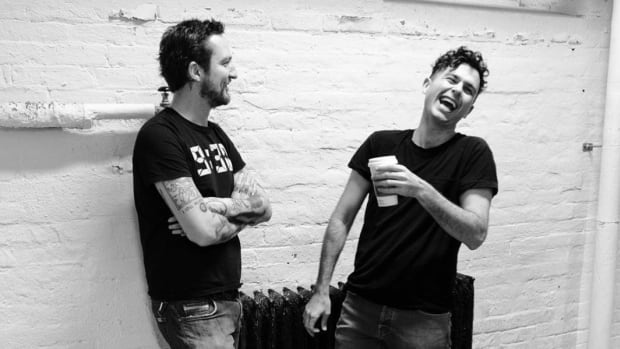 Hamilton rock outfit Arkells and folk-punk troubadour Frank Turner are back out on the road, and playing FirstOntario Centre on Feb. 10.