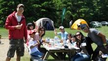Kouchibouguac camping