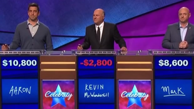 Kevin O'Leary Jeopardy