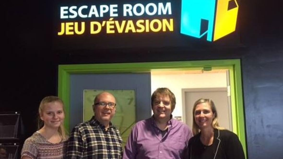 Thunder Bay Escape Room