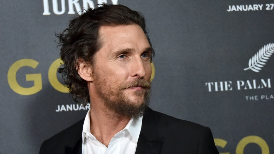 Matthew McConaughey looks to his dad for inspiration for ...