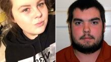 Shaelynn Harnish, 15, and Michael O'Neill, 17, of Saint John, missing