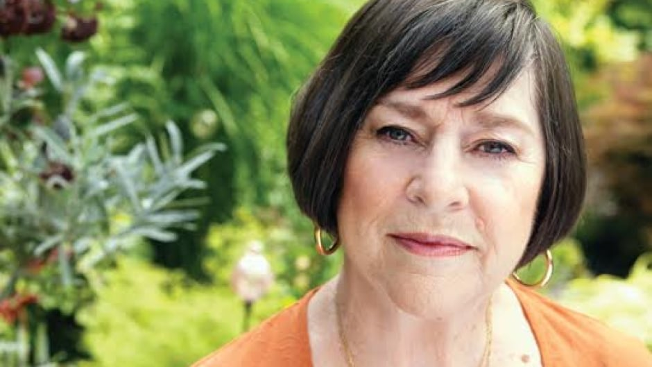 Gardening author and designer Marjorie Harris
